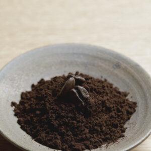 超微粉砕コーヒー豆パウダー
